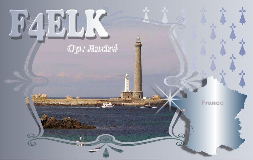 QSL image for F4ELK