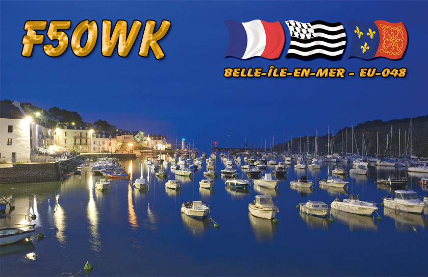 QSL image for F5OWK