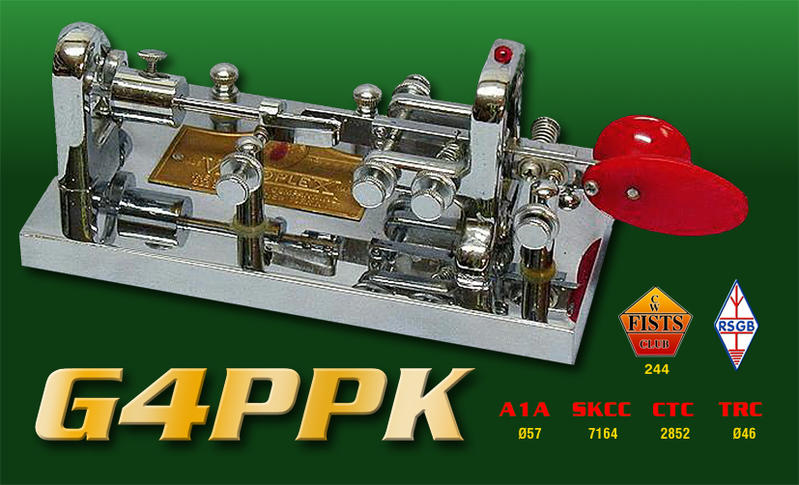 QSL image for G4PPK