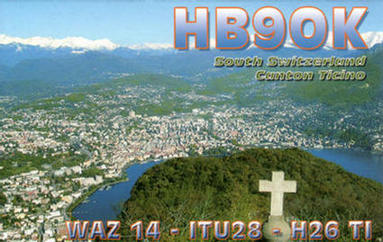 QSL image for HB9OK