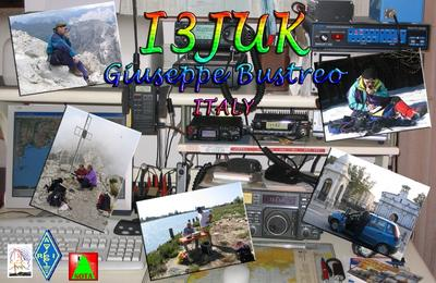 QSL image for I3JUK
