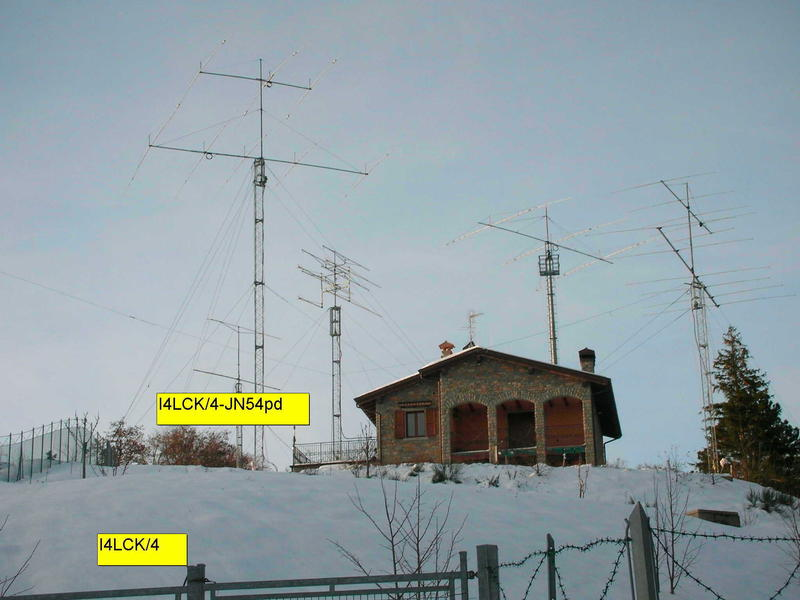 QSL image for I4LCK