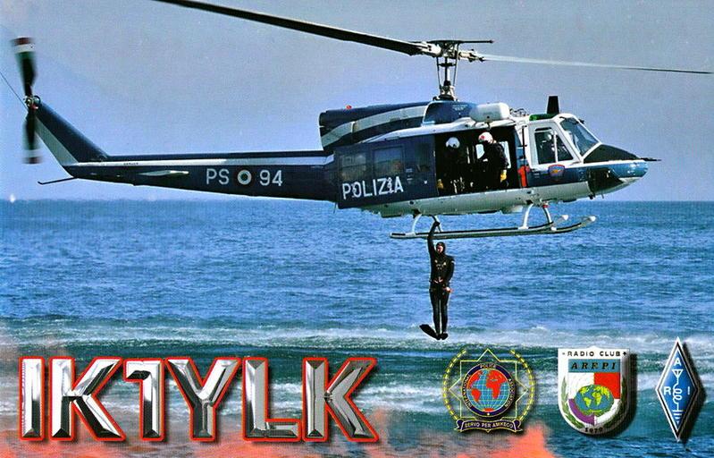QSL image for IK1YLK