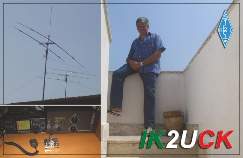 QSL image for IK2UCK