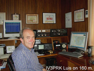 QSL image for IV3PRK