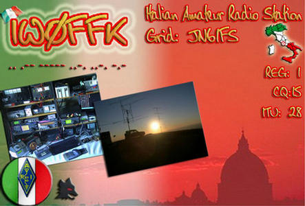 QSL image for IW0FFK