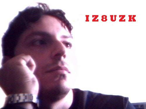 QSL image for IZ8UZK