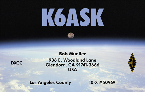 QSL image for K6ASK