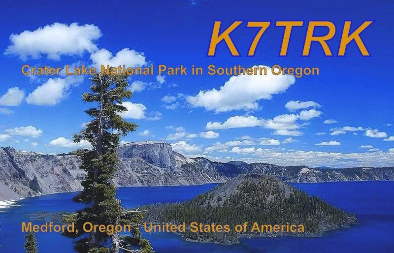 QSL image for K7TRK