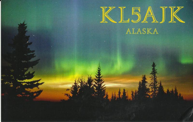 QSL image for KL5AJK