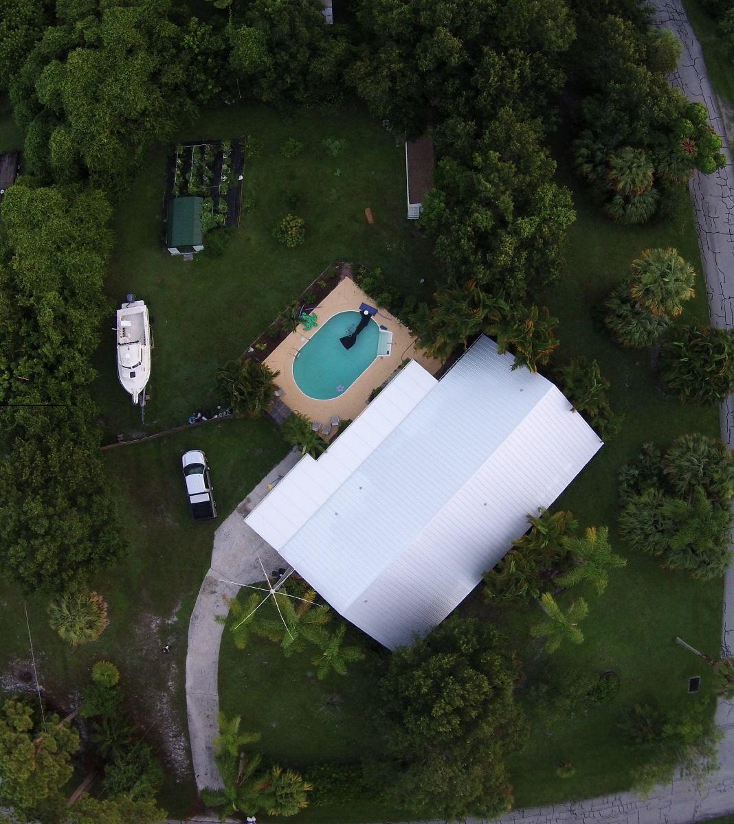 N4PSK House & Yard