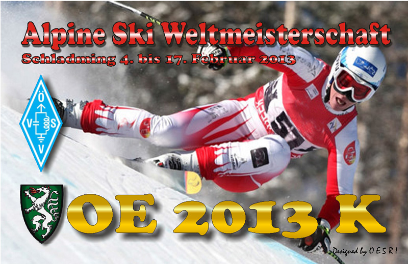 QSL image for OE2013K