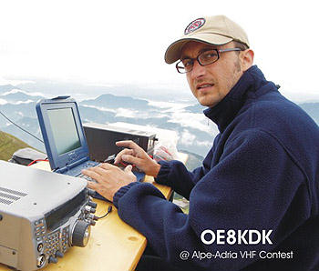QSL image for OE8KDK