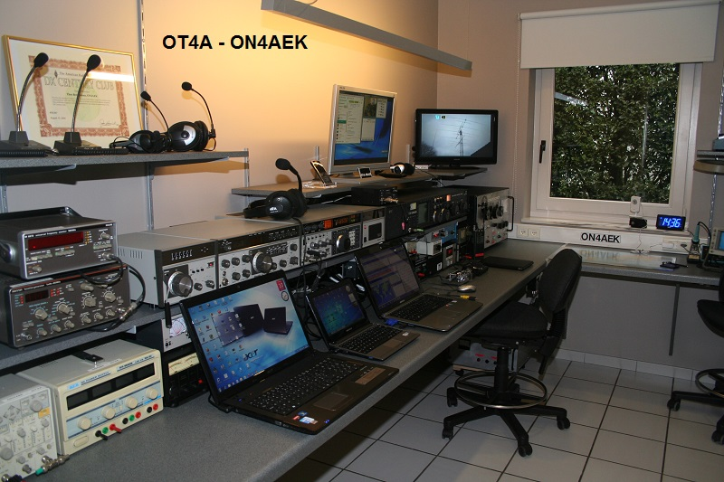 QSL image for ON4AEK