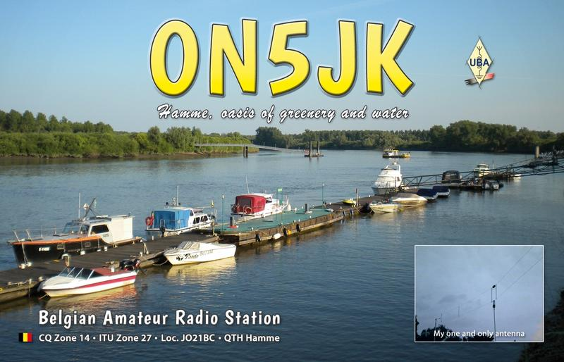 QSL image for ON5JK