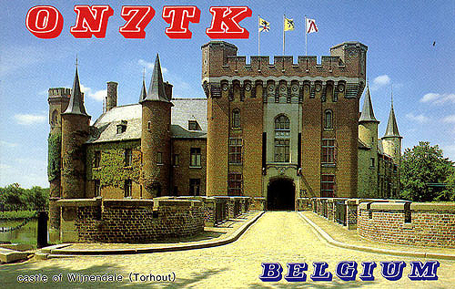 QSL Card ON7TK (v.04)