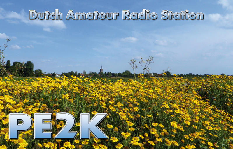 QSL image for PE2K