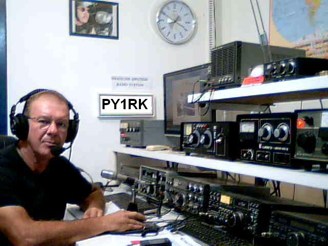 QSL image for PY1RK