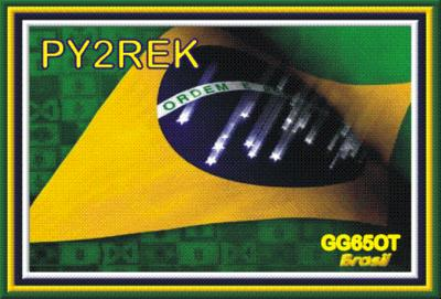 QSL image for PY2REK