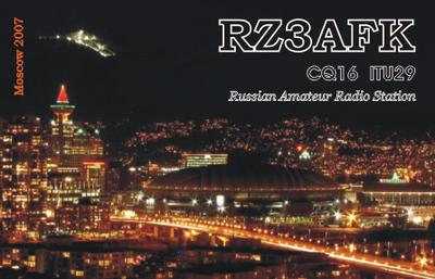 QSL image for RZ3AFK