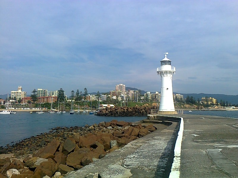 Wollongong Harbour Lighthouse