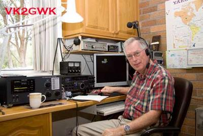 QSL image for VK2GWK