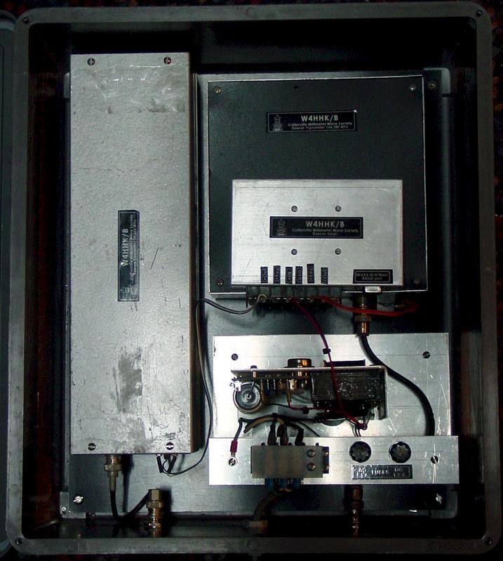 W4HHK/B Beacon Transmitter