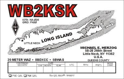 QSL image for WB2KSK
