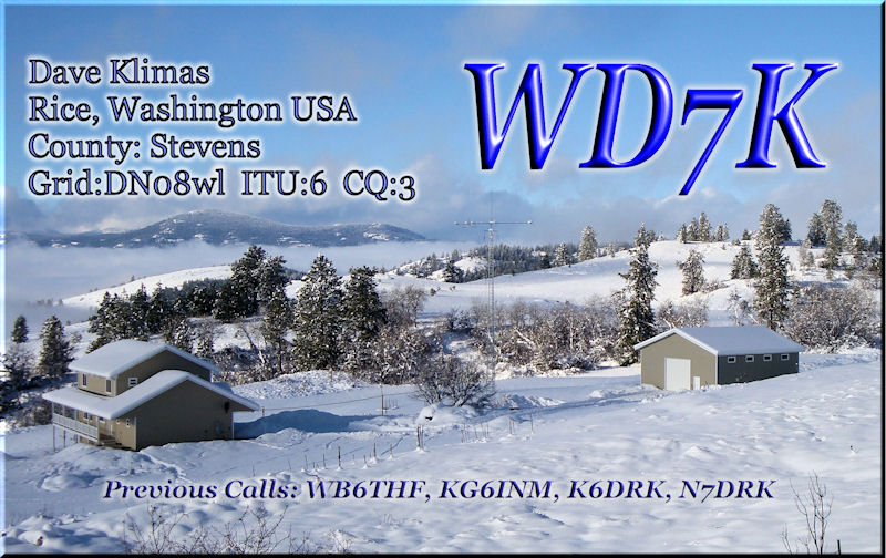 QSL image for WD7K