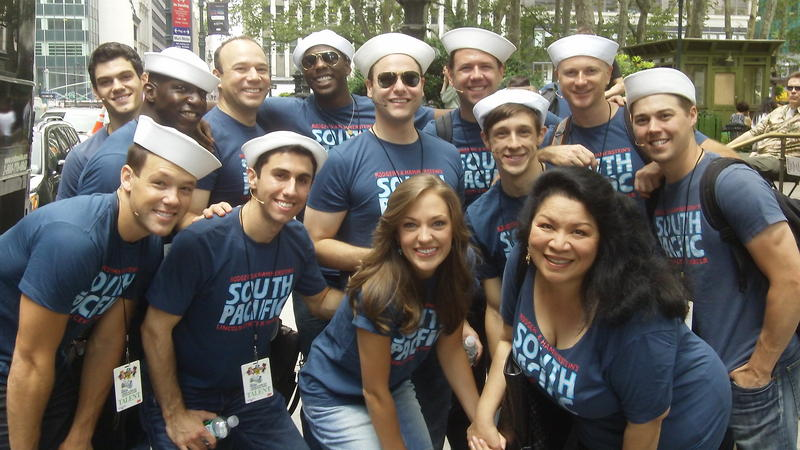 The South Pacific Crew