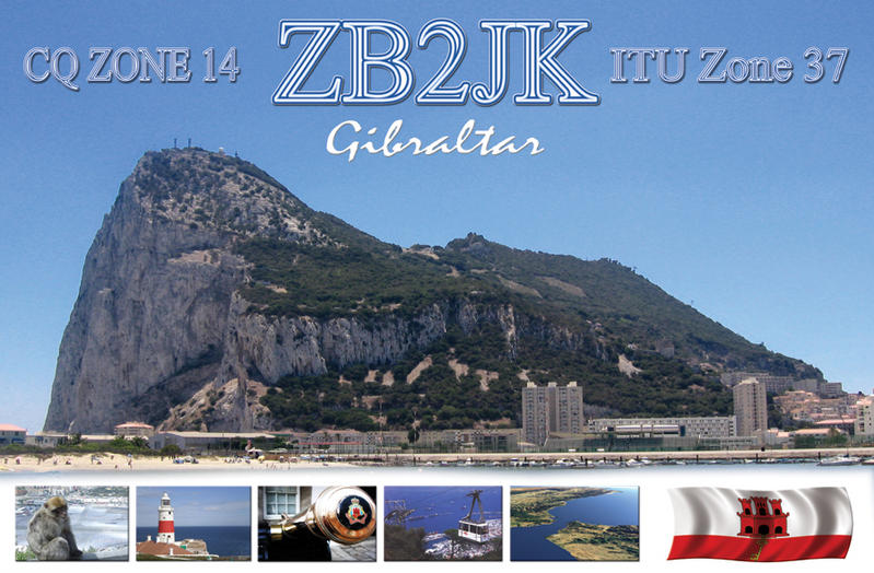 QSL image for ZB2JK