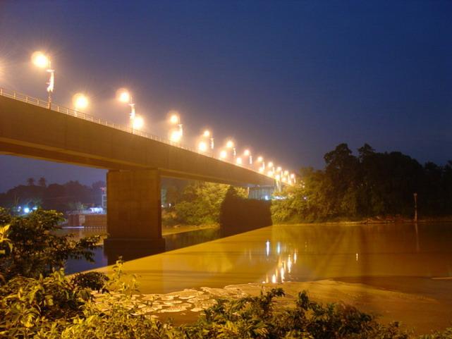 Temerloh Malaysia  city images : Jambatan Temerloh nie antara jambatan yg gah satu masa dulu