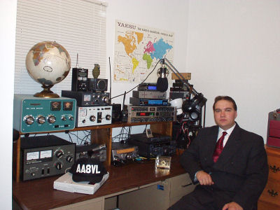 QSL image for AA8VL