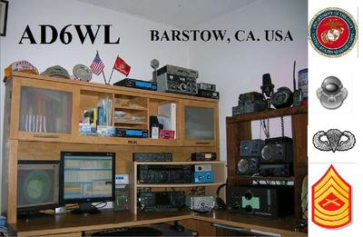 QSL image for AD6WL