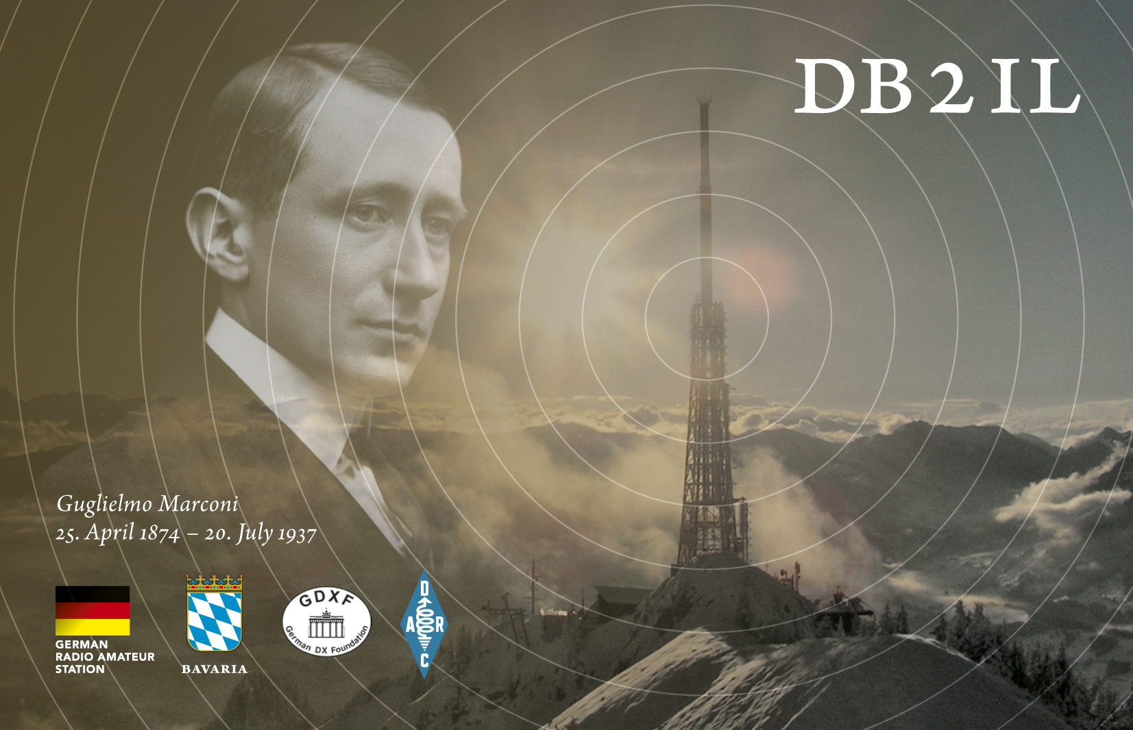 QSL image for DB2IL