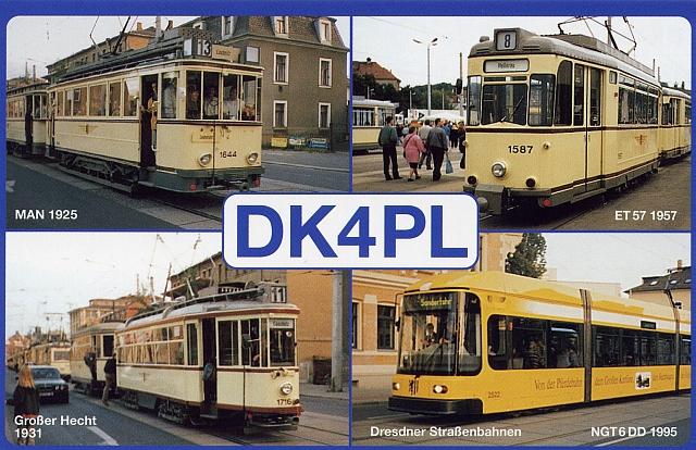 QSL image for DK4PL