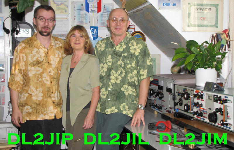 QSL image for DL2JIL