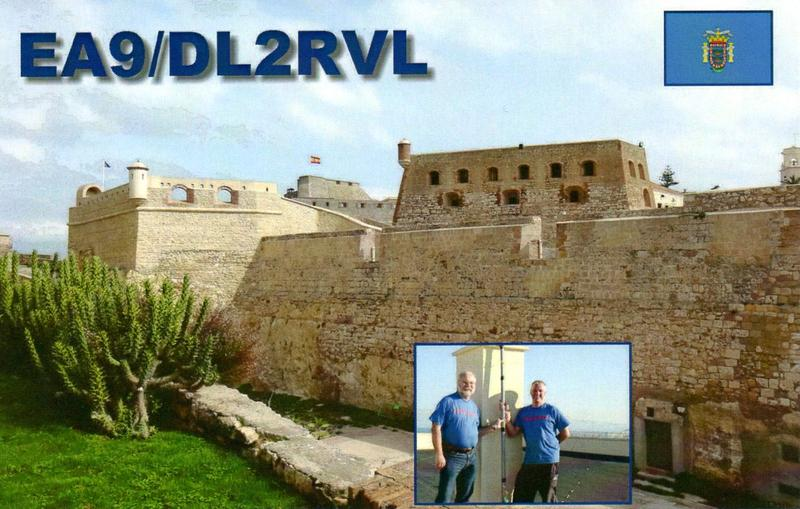 QSL image for DL2RVL