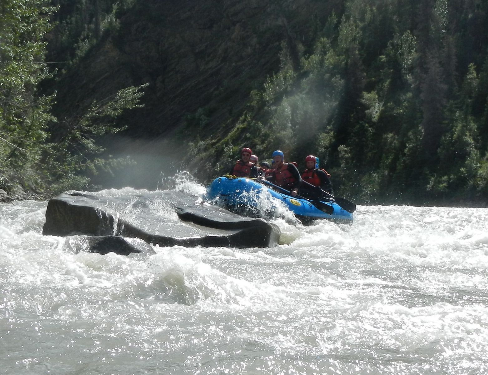 Best of Canada 2013 - Rafting Tatshenshini River 1