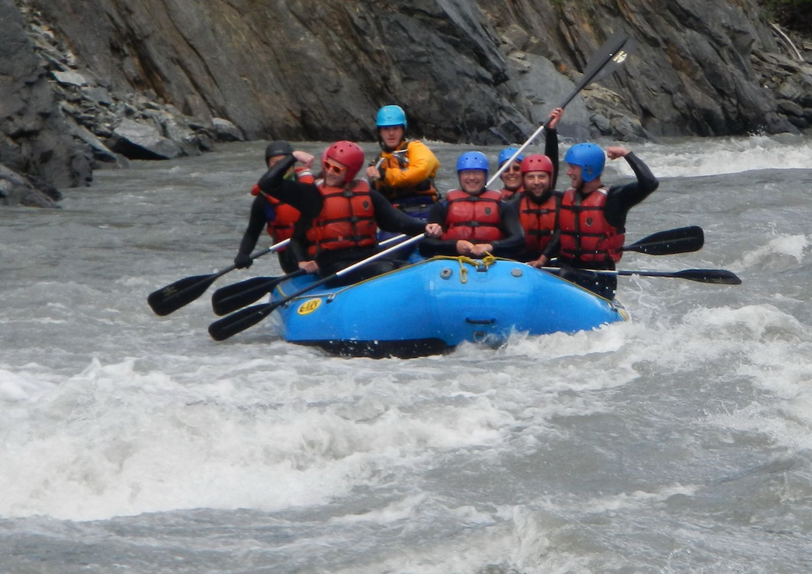 Best of Canada 2013 - Rafting Tatshenshini River 2