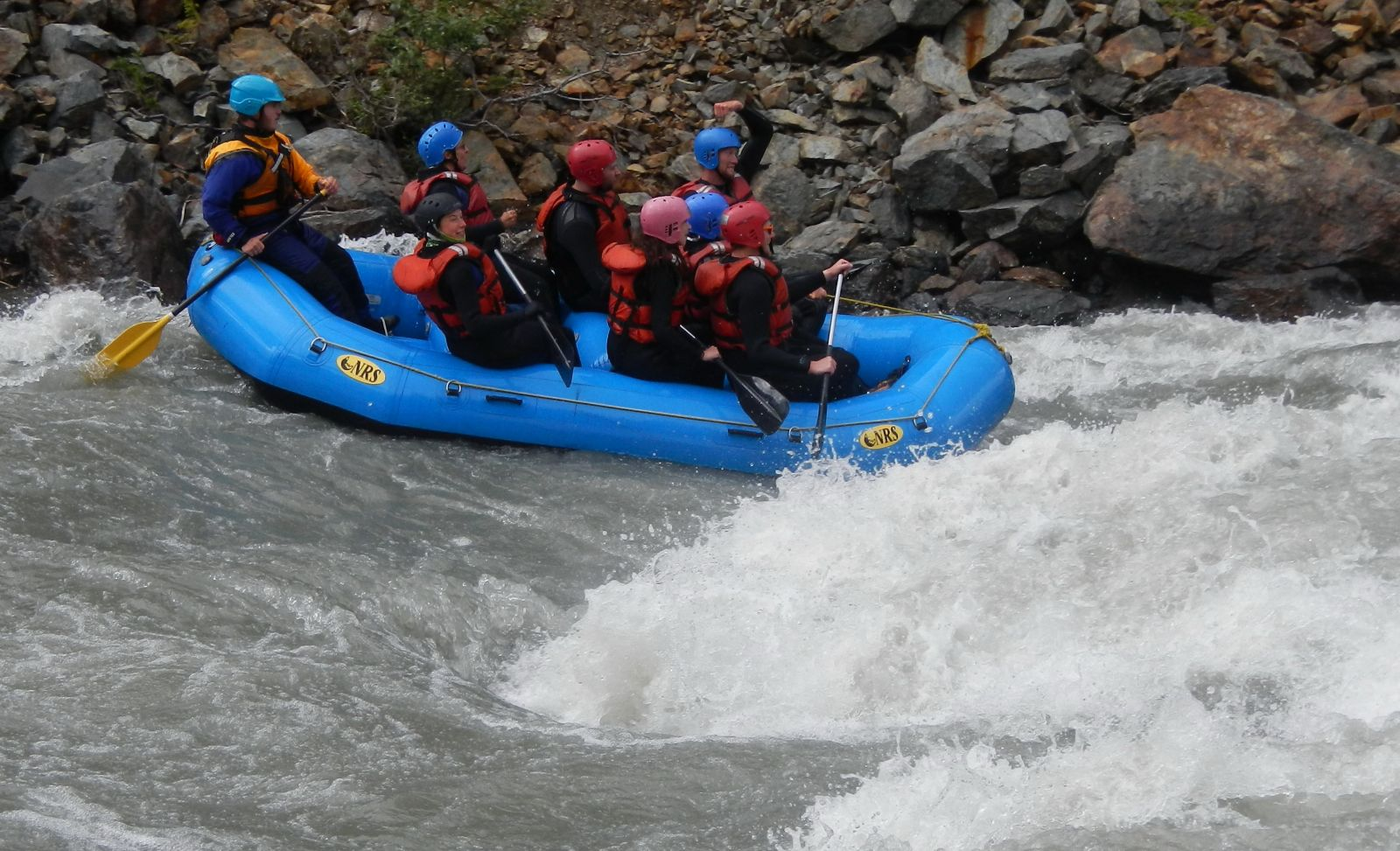 Best of Canada 2013 - Rafting Tatshenshini River 3