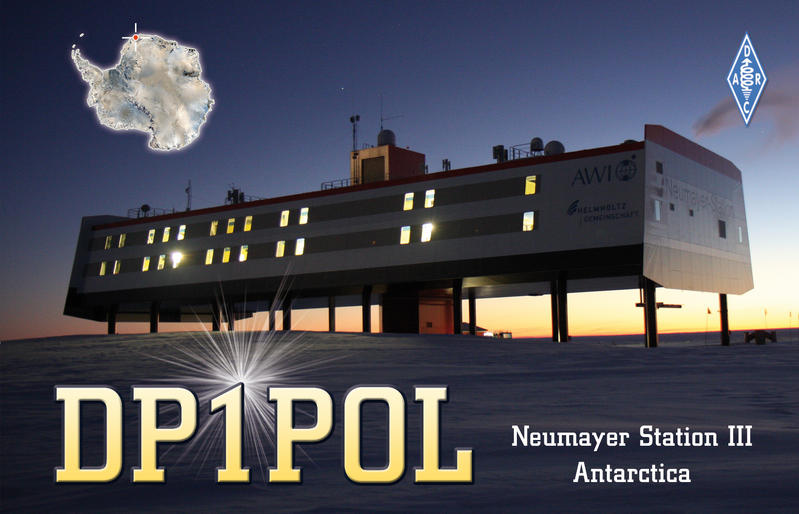 QSL image for DP1POL