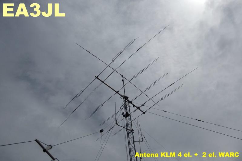 QSL image for EA3JL