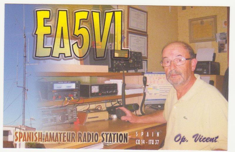 QSL image for EA5VL