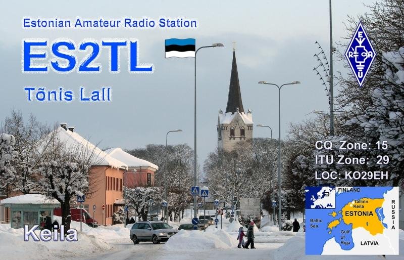 QSL image for ES2TL