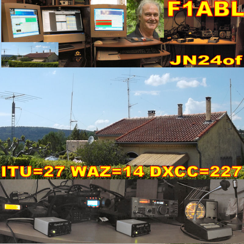 QSL image for F1ABL
