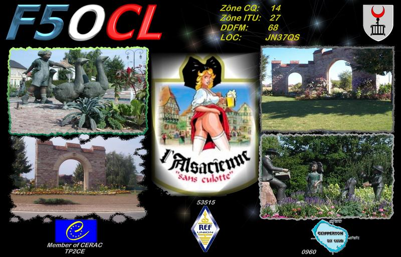 QSL image for F5OCL