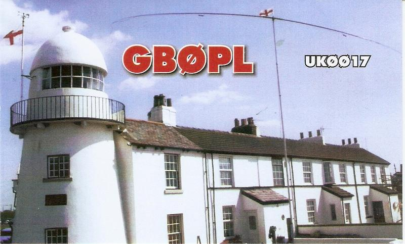 QSL image for GB0PL