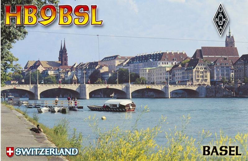 QSL image for HB9BSL