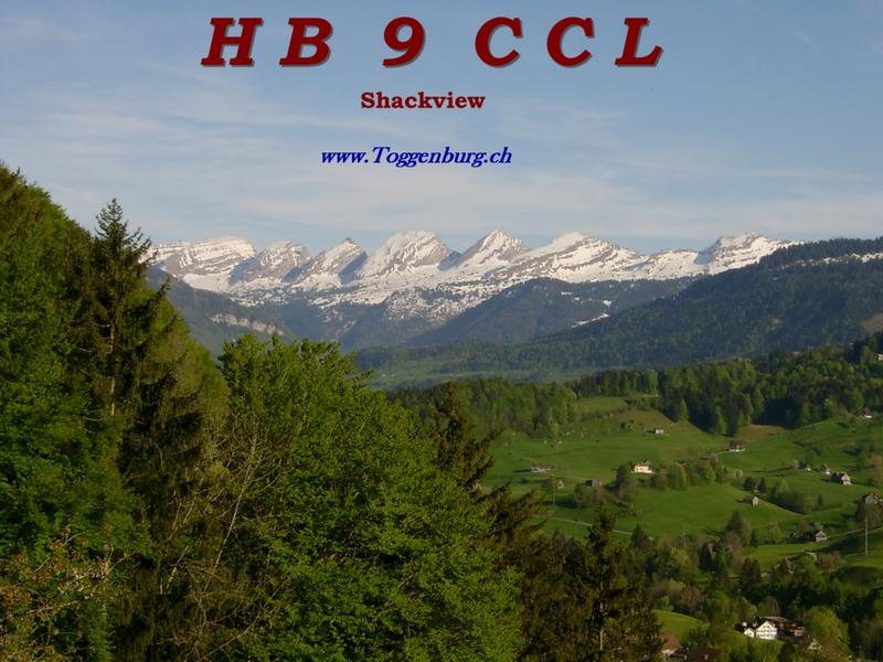 QSL image for HB9CCL